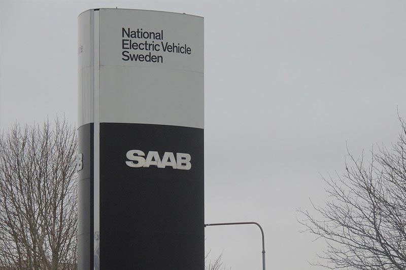 National Electric Vehicle Sweden (NEVS)